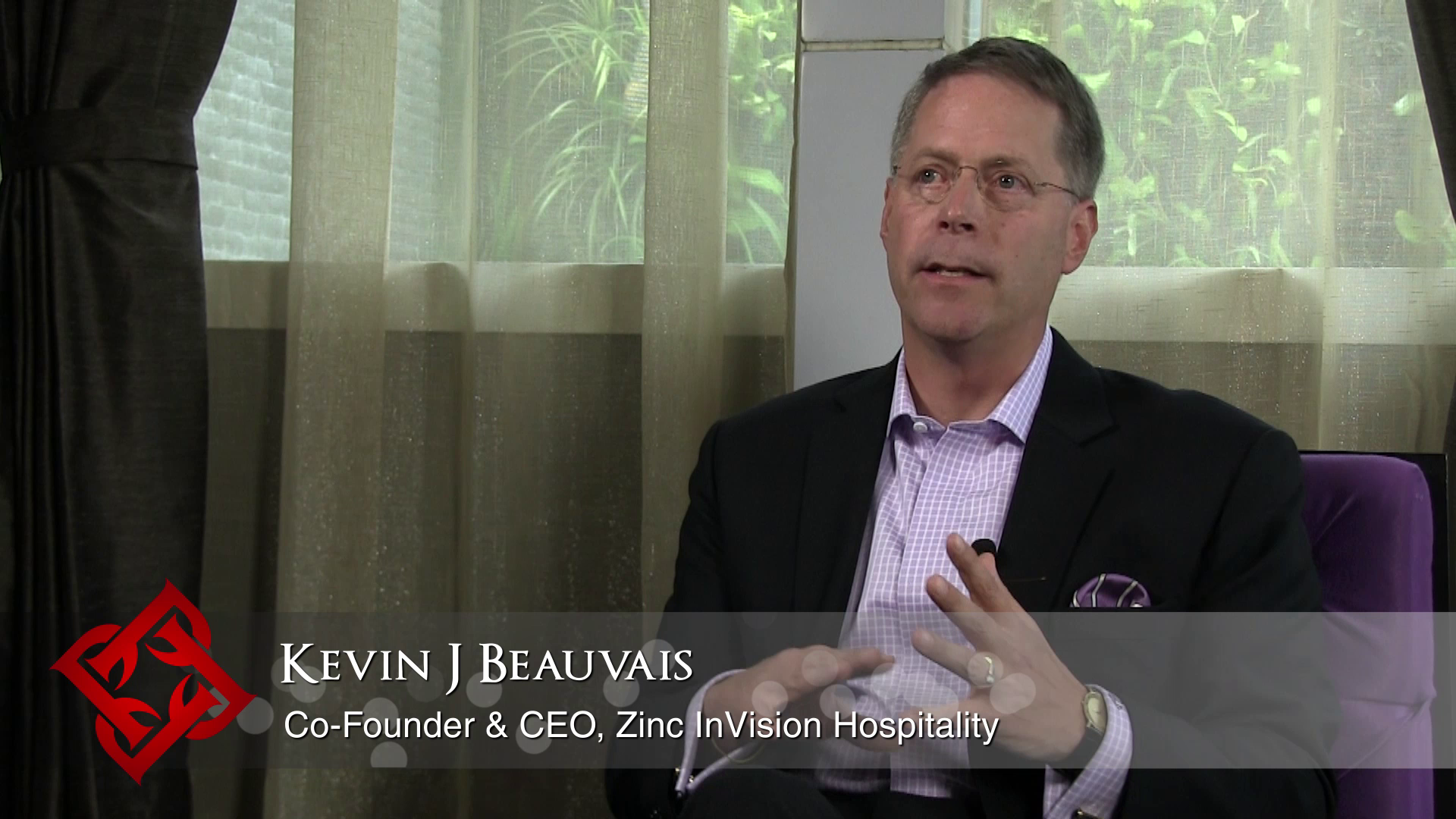 Zinc InVision Co-Founder & CEO Kevin Beauvais On Branding