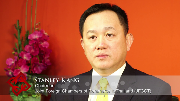 JFCCT Chairman Stanley Kang on Thailand and the AEC