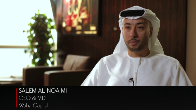 Waha Capital CEO & MD Salem Al Noaimi on past wins & future plays