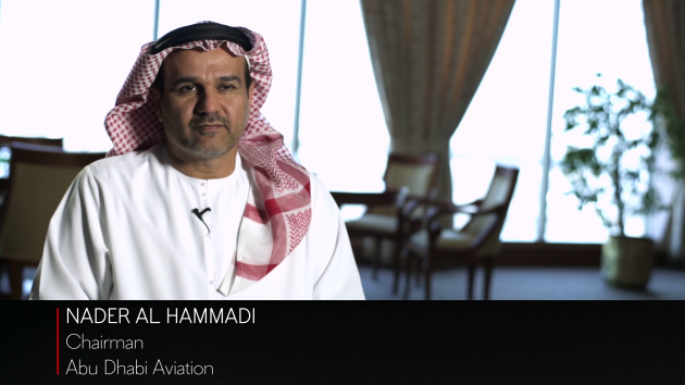 Abu Dhabi Aviation Chairman Nader Al Hammadi on taking back the domestic market