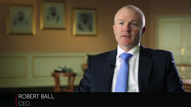National Ambulance CEO Robert Ball on Helicopter Emergency Medical Services (HEMS) in Abu Dhabi