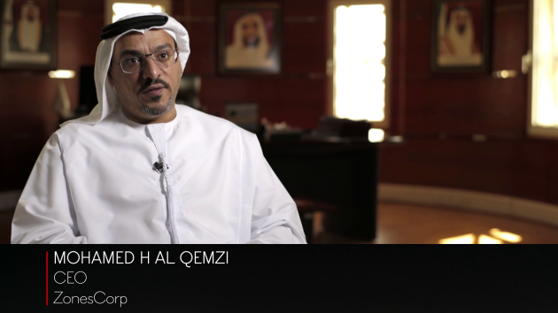 ZonesCorp CEO Mohamed H Al Qemzi on delivering industrial growth in Abu Dhabi