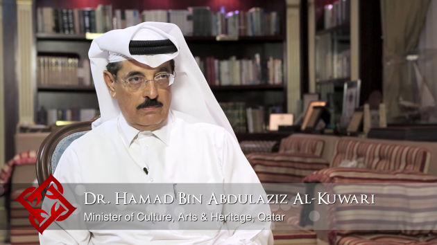 Qatar's Minister of Culture, Arts & Heritage on the importance of cultural awareness