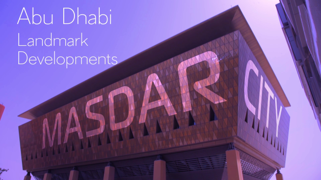 Masdar City courting investors aligned with its environmental, economic & social sustainability agenda