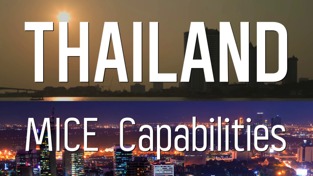 Thailand continues to develop MICE capabilities, aims to be preferred MICE destination in Asia