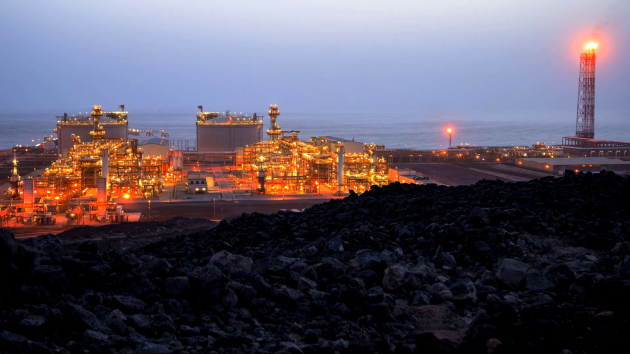 Yemen LNG spearheading natural gas sector in Yemen; represents nearly 25% of GDP