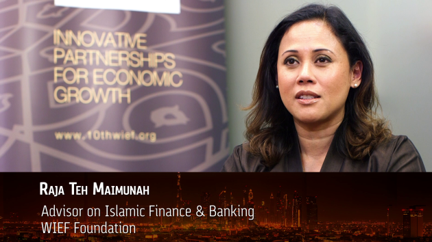 WIEF Foundation Advisor Raja Teh Maimunah on Islamic finance as a catalyst for global growth