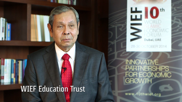 WIEF Education Trust Chairman on socializing education