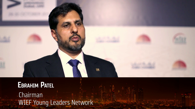 WIEF Young Leaders Network Chairman Ebrahim Patel on supporting young leaders