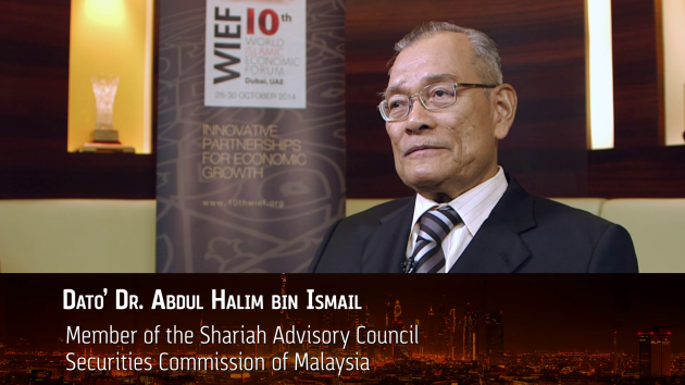 Securities Commission of Malaysia's Dato' Dr. Abdul Halim bin Ismail on the third sector