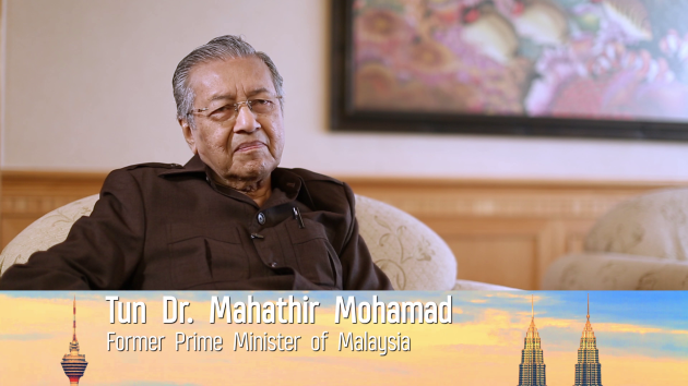 Tun Dr. Mahathir Mohamad on the way forward for Malaysia