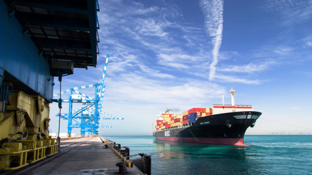 Abu Dhabi Ports' Khalifa Port and Kizad are one of the cornerstones of Abu Dhabi's Economic Vision 2030