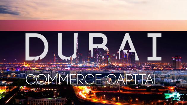 Dubai trade worth 4x GDP, comparable to Hong Kong & Singapore
