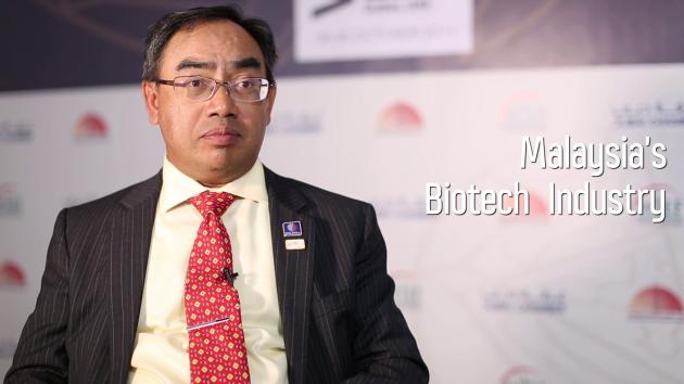 BiotechCorp CEO Mohd Nazlee Kamal on Malaysia's biotech industry