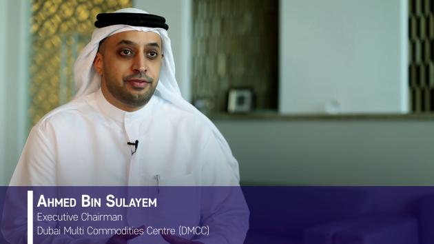 DMCC Executive Chairman Ahmed Bin Sulayem on the expansion of JLT & Dubai as a global commodities hub