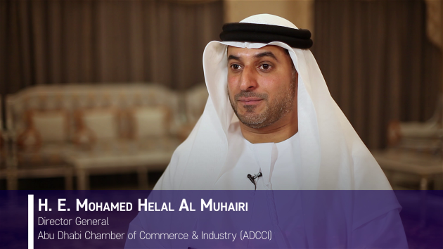 Economic outlook for Abu Dhabi is rosy says Abu Dhabi Chamber of Commerce & Industry (ADCCI) Director General