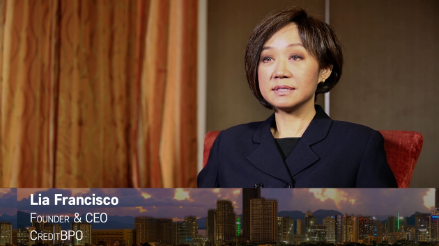 CreditBPO Founder & CEO Lia Francisco on how credit ratings can increase access to bank loans & financing for SMEs