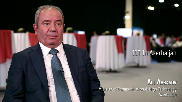 Azerbaijan's Minister of Communications Ali Abbasov on building up a regional ICT hub