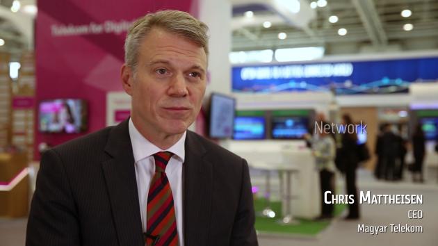 Magyar Telekom CEO Chris Mattheisen on building network infrastructure & growing ARPU