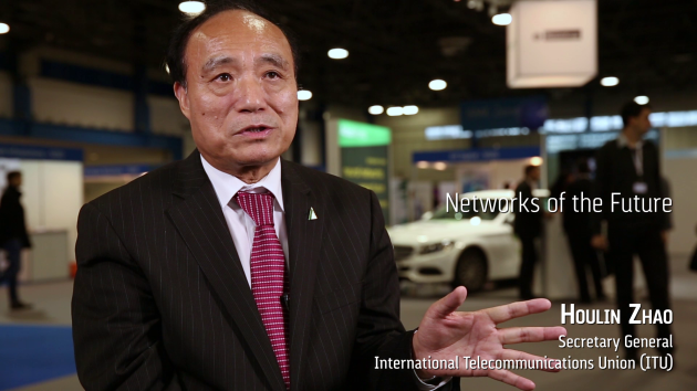 ITU Secretary General Houlin Zhao on the social and economic impact of technology
