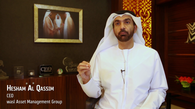 Wasl Asset Management CEO Hesham Al Qassim on strategic growth in Dubai's real estate sector