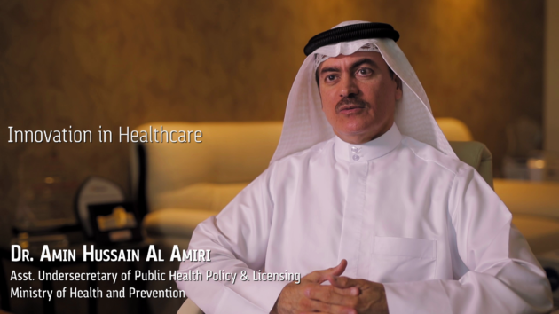 UAE focusing on innovation in healthcare and pharmaceuticals