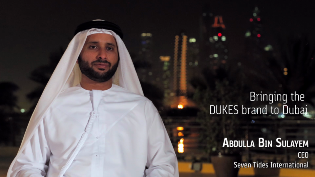 Seven Tides International bringing the DUKES brand from London to Dubai and beyond
