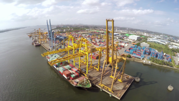 Ports acting as a catalyst for development in Malaysia's southern Johor state